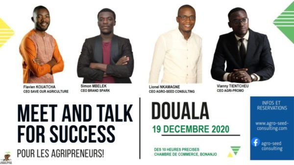Meet and Talk for Success pour les Agripreneurs